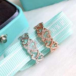 ティファニー 是非ともオススメしたい Tiffany&Co リング/指輪 手の届くプライスが魅力的-3