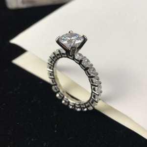 人気ランキング最高 リング/指輪 限定色がお目見え ティファニー Tiffany&Co-3