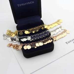 3色可選 ファッショニスタを中心に新品が非常に人気 ティファニー Tiffany&Co 2020春新作 ブレスレット-3