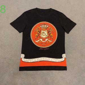 有名ブランドです 半袖Tシャツ 一目惚れ級に ドルチェ&ガッバーナ Dolce&Gabbana-3