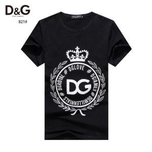 ドルチェ&ガッバーナ1点限り!VIPセール 2色可選  Dolce&Gabbana おしゃれ刷新に役立つ 半袖Tシャツ-3