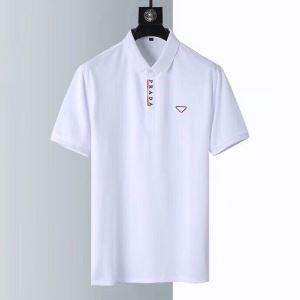 半袖Tシャツ 狙える優秀アイテム 3色可選 プラダ おしゃれに大人の必見 PRADA 絶対に見逃せない-3