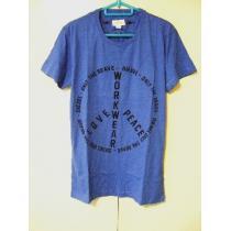 ◆DIESEL コピー◆ディーゼル ◆プリントTシャツ◆新品◆L◆-1