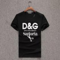 3色可選 半袖Tシャツ 2020年春夏コレクション ドルチェ&ガッバーナ 注目度が上昇中 Dolce&Gabbana-1