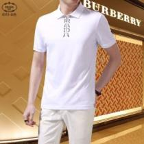 2色可選 半袖Tシャツ 限定アイテムが登場 プラダ限定色がお目見え  PRADA 新作が見逃せない-1