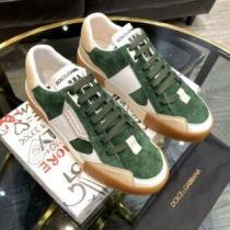 2020新しいモデル  スニーカー あらゆるコーデに馴染む ドルチェ&ガッバーナ Dolce&Gabbana-1